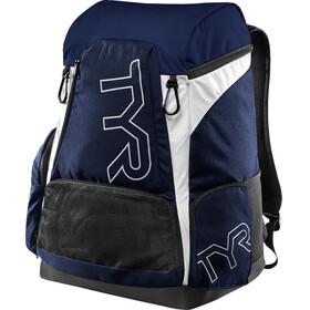 TYR Alliance 45l Swim Backpack blue